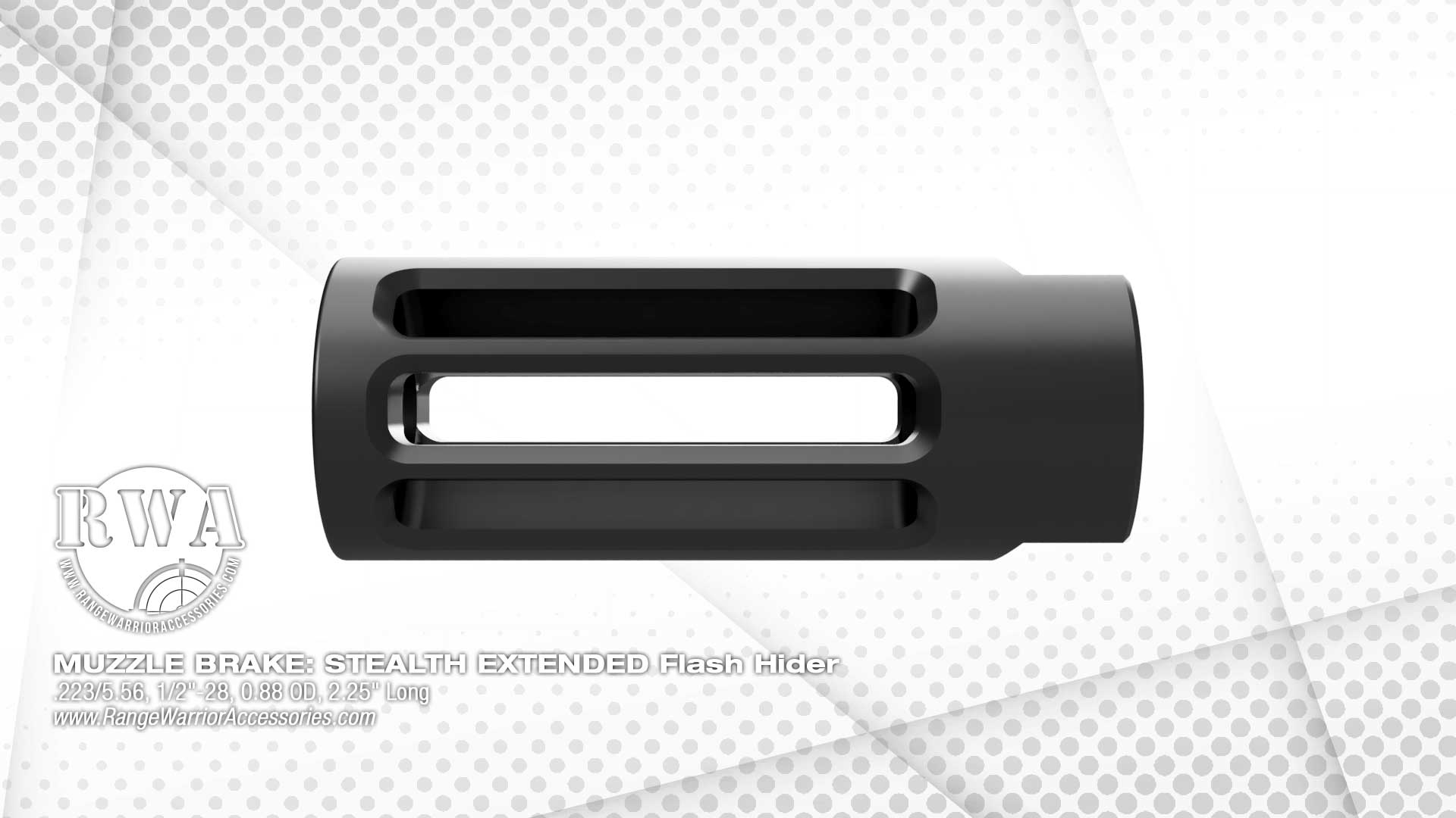 Stealth Extended Flash Hider